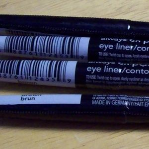 Avon Always On Point Liner - NIB Brown